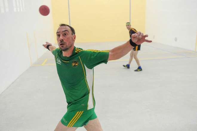 Gaa handball national softball mens semi final-4